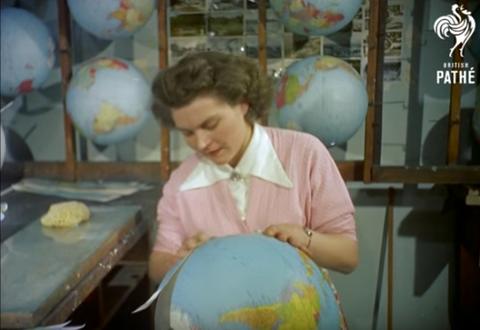globemaker 1955