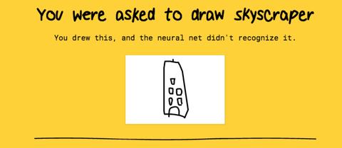 quick draw skyscrapper