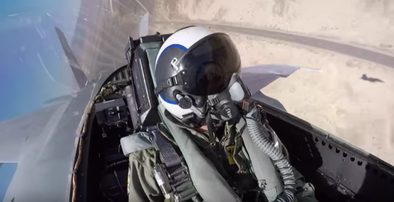 Go Inside the Cockpit With the Navy's Flying Eagles