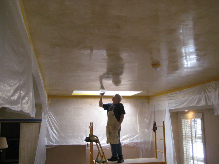 Use Venetian Plaster To Get That Old World Look