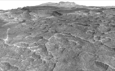 Mars' Utopia Planitia