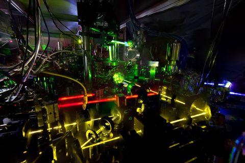 NIST Atomic Clock