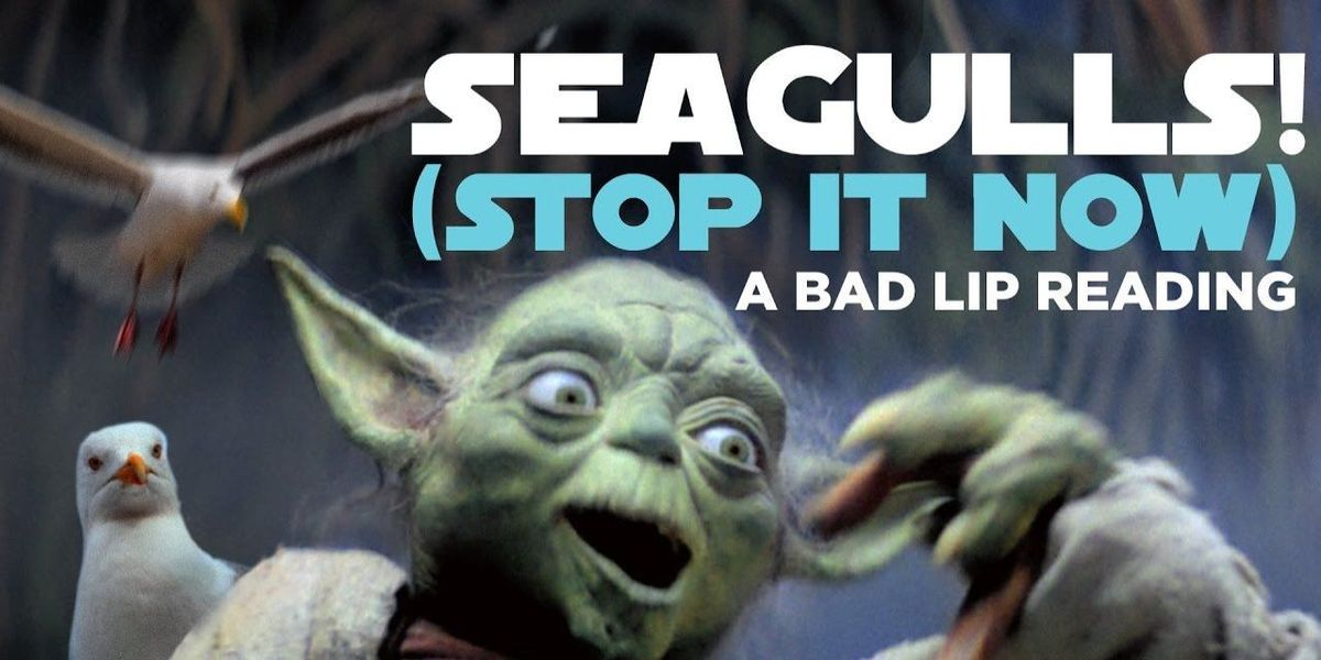 Bad Lip Reading Turns Quot The Empire Strikes Back Quot Into A