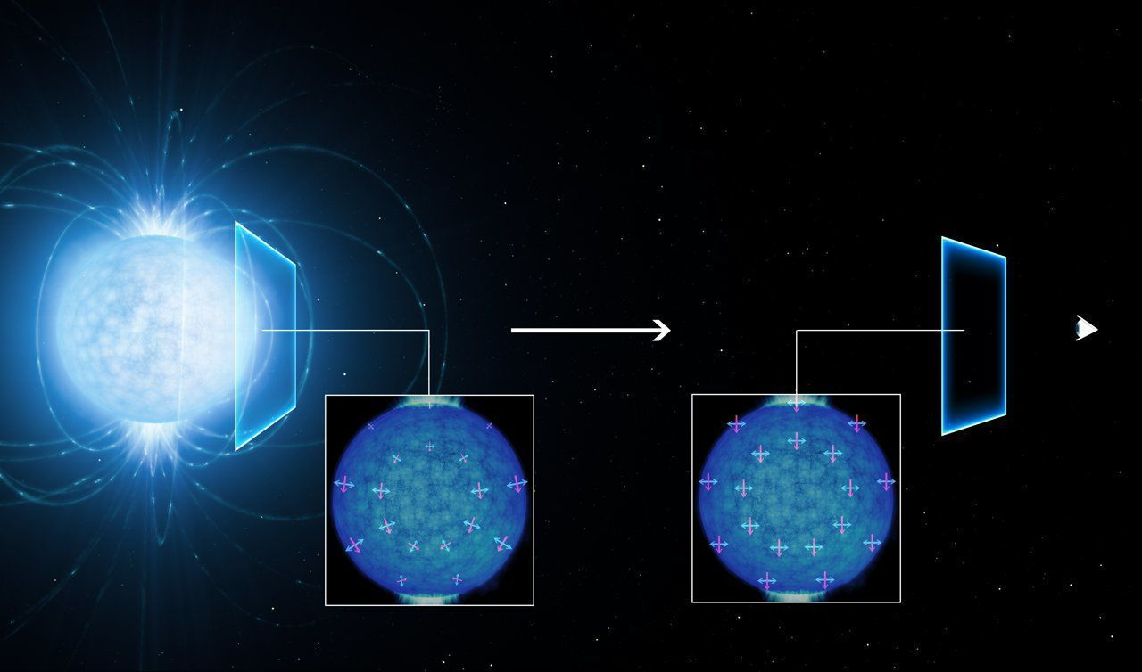 """Scientists Catch """"Virtual Particles"""" Hopping In and Out of Existence"""