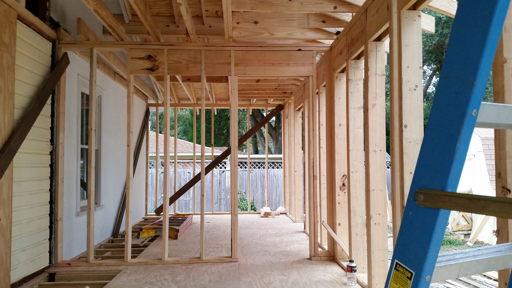 How To Frame A Wall Partition Wall