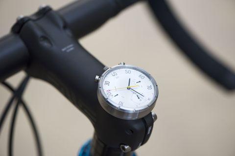 Moskito speedometer smartwatch