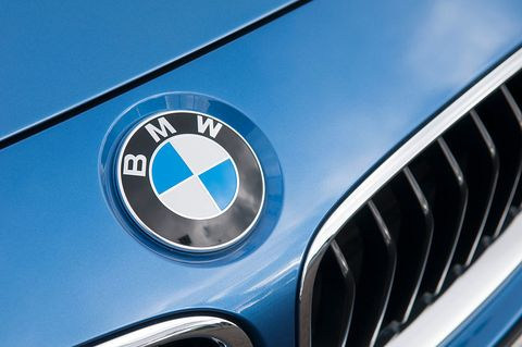 BMW Logo and Grille
