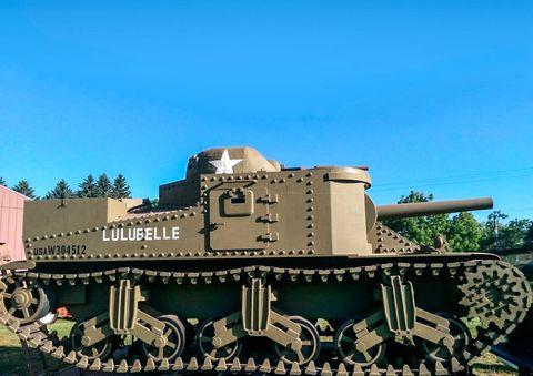 Tank, Combat vehicle, Self-propelled artillery, Military vehicle, Gun turret, Cannon,