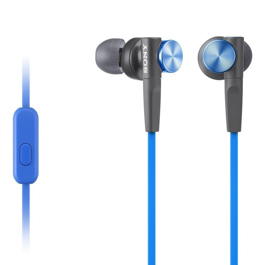 Sony MDR-XB50AP/R Extra Bass Earbuds
