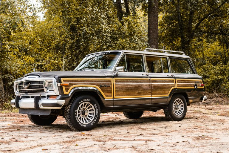 This Is My Ride: 1987 Jeep Grand Wagoneer