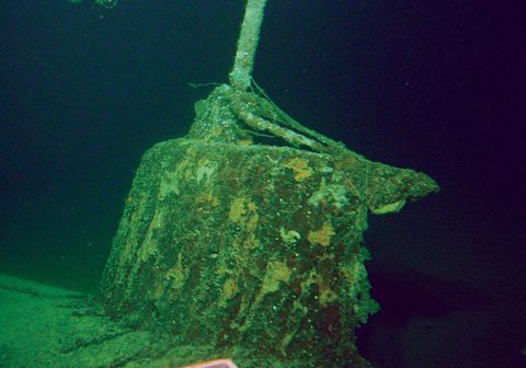 Underwater, Sculpture,