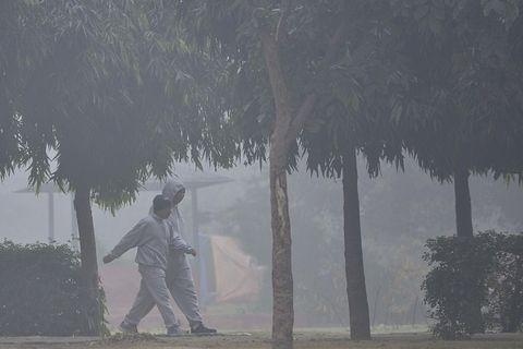 Dheli smog