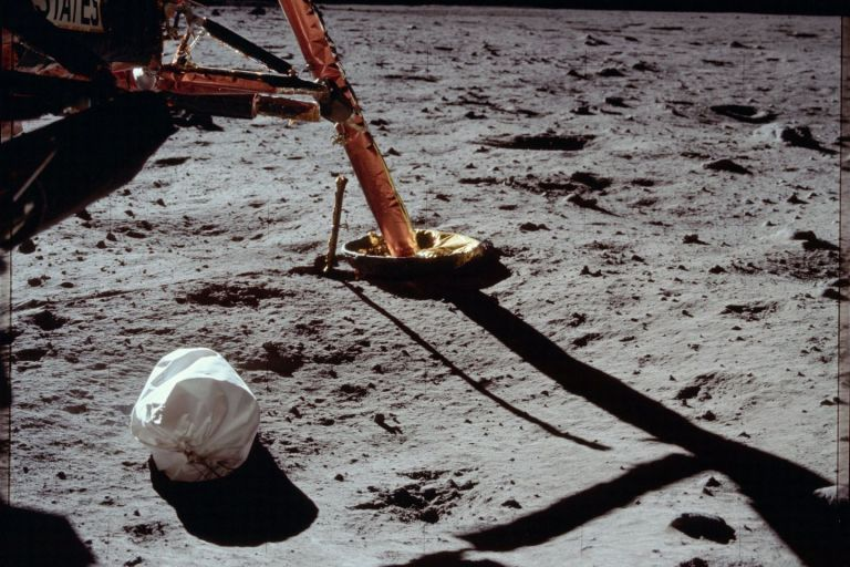 NASA Isn't Getting Back the Priceless Moon Bag It Accidentally Sold