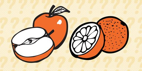 Riddle of the Week #3: Apples and Oranges