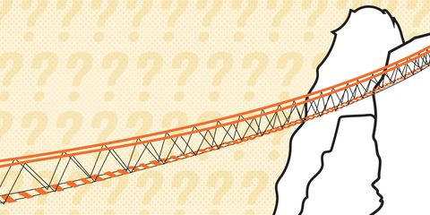 Riddle of the Week #2: Crossing a Sketchy Rope Bridge in the