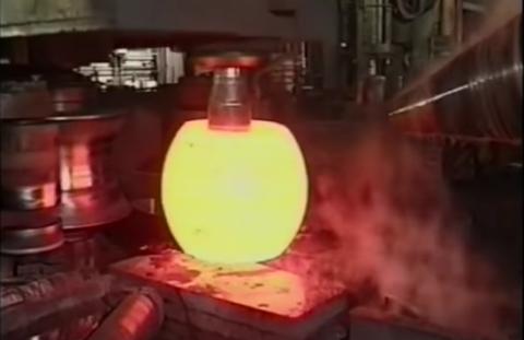 steel forging sweden