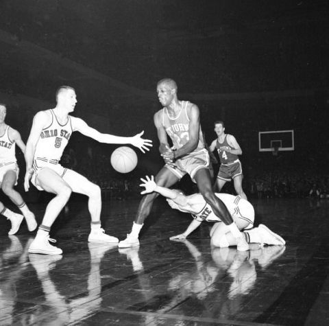 college basketball 1961