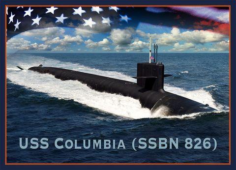 Body of water, Ballistic missile submarine, Water resources, Water, Submarine, Liquid, Ocean, Wave, Sea, Watercraft,