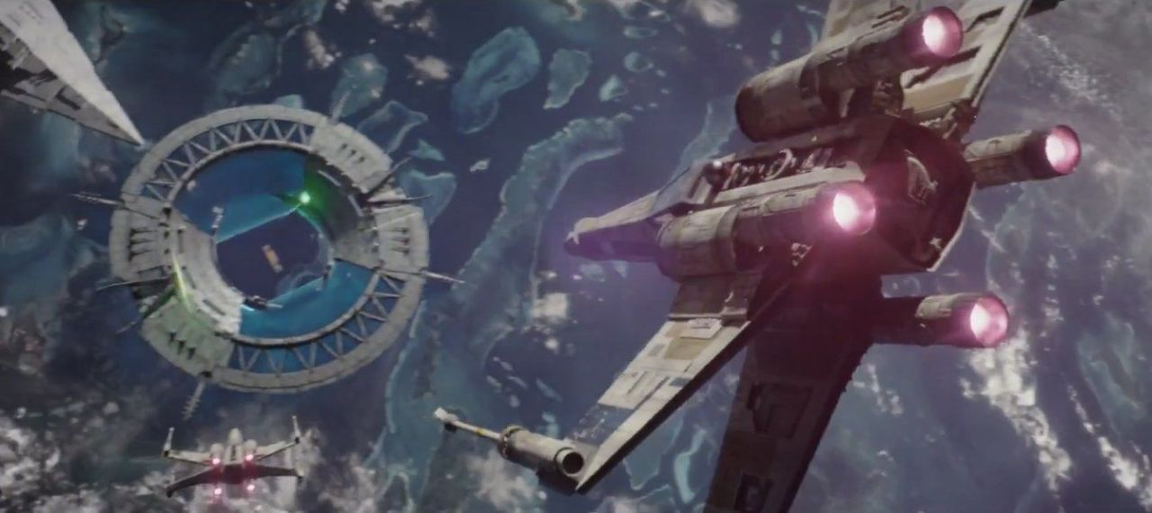 'Rogue One' Is Actually a World War II Movie