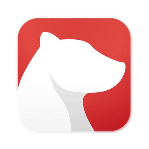 Bear iOS app