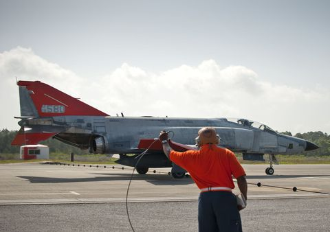 The F-4 Phantom Is About to Make Its Last Flight