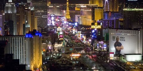 Las Vegas' City Government Is Now Powered Entirely by Renewable Energy