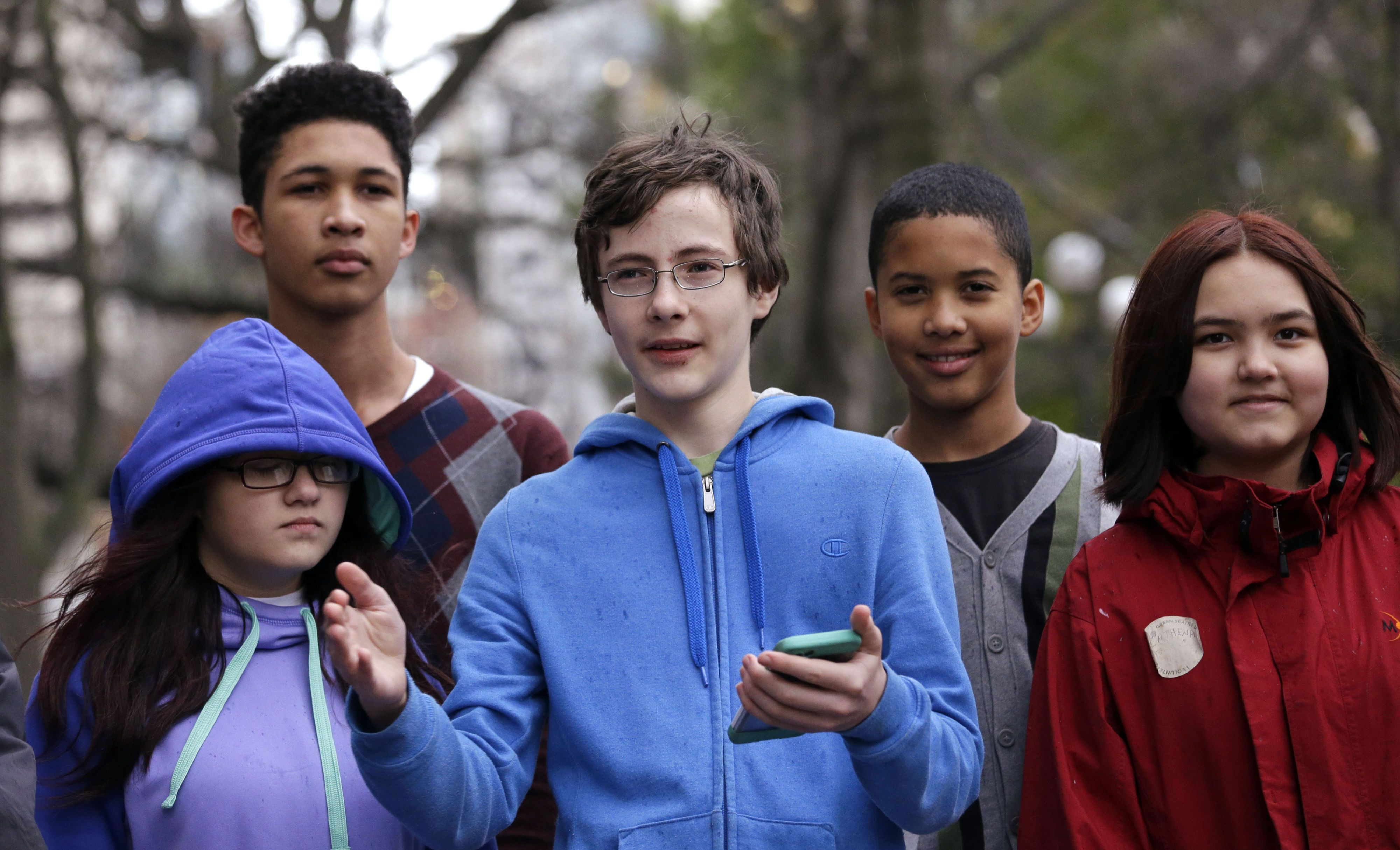 8 Seattle Kids Are Suing the State for Doing Nothing About Climate Change