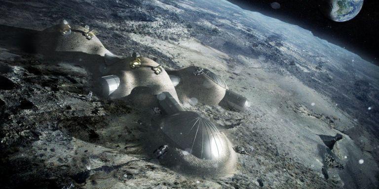 Znalezione obrazy dla zapytania moon base