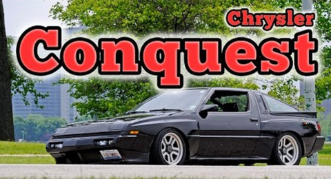 <p>In the 1980s, Mitsubishi decided it needed to get into the sports car game, so it built the Starion: a rear-wheel-drive, four-seat hatch with a turbocharged four-cylinder engine. Chrysler thought it was a good idea to import the car and sell it as the Conquest, selling it under the Chrysler, Dodge, and Plymouth names.&nbsp;</p>