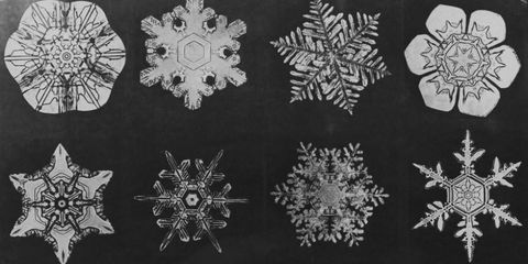 What Are the Chances of Finding Two Identical Snowflakes?