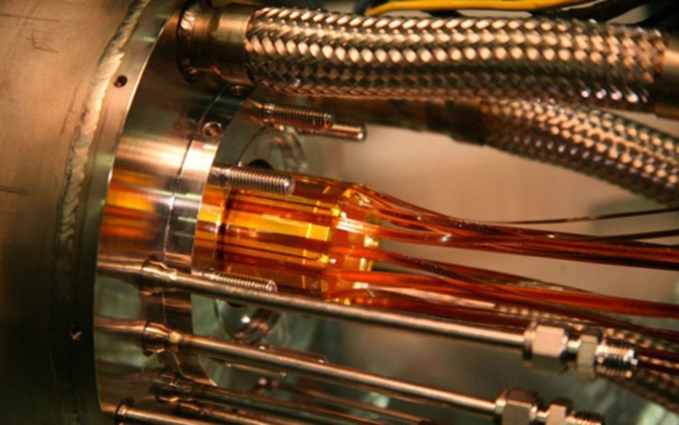 Scientists Measure Antimatter for the First Time