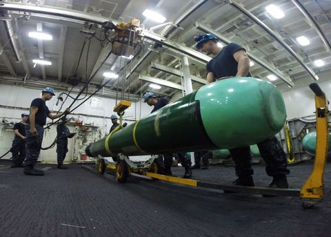 The U.S. Navy is Getting a More Lethal Torpedo