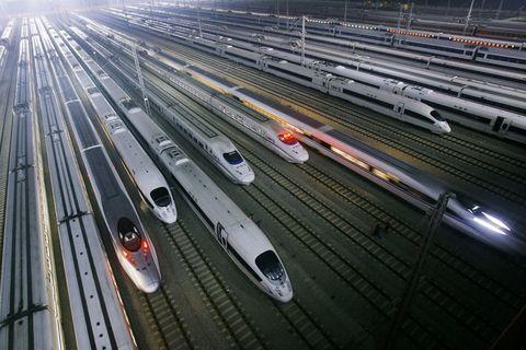 Mode of transport, Transport, Infrastructure, Urban area, Metropolitan area, Public transport, High-speed rail, Railway, Metropolis, Parallel,