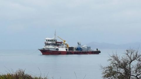 Watercraft, Boat, Atmospheric phenomenon, Ship, Naval architecture, Loch, Fishing vessel, Water transportation, Reservoir, Sound,