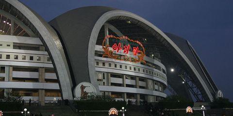 Architecture, Commercial building, Mixed-use, Metropolis, Stadium, Electronic signage,
