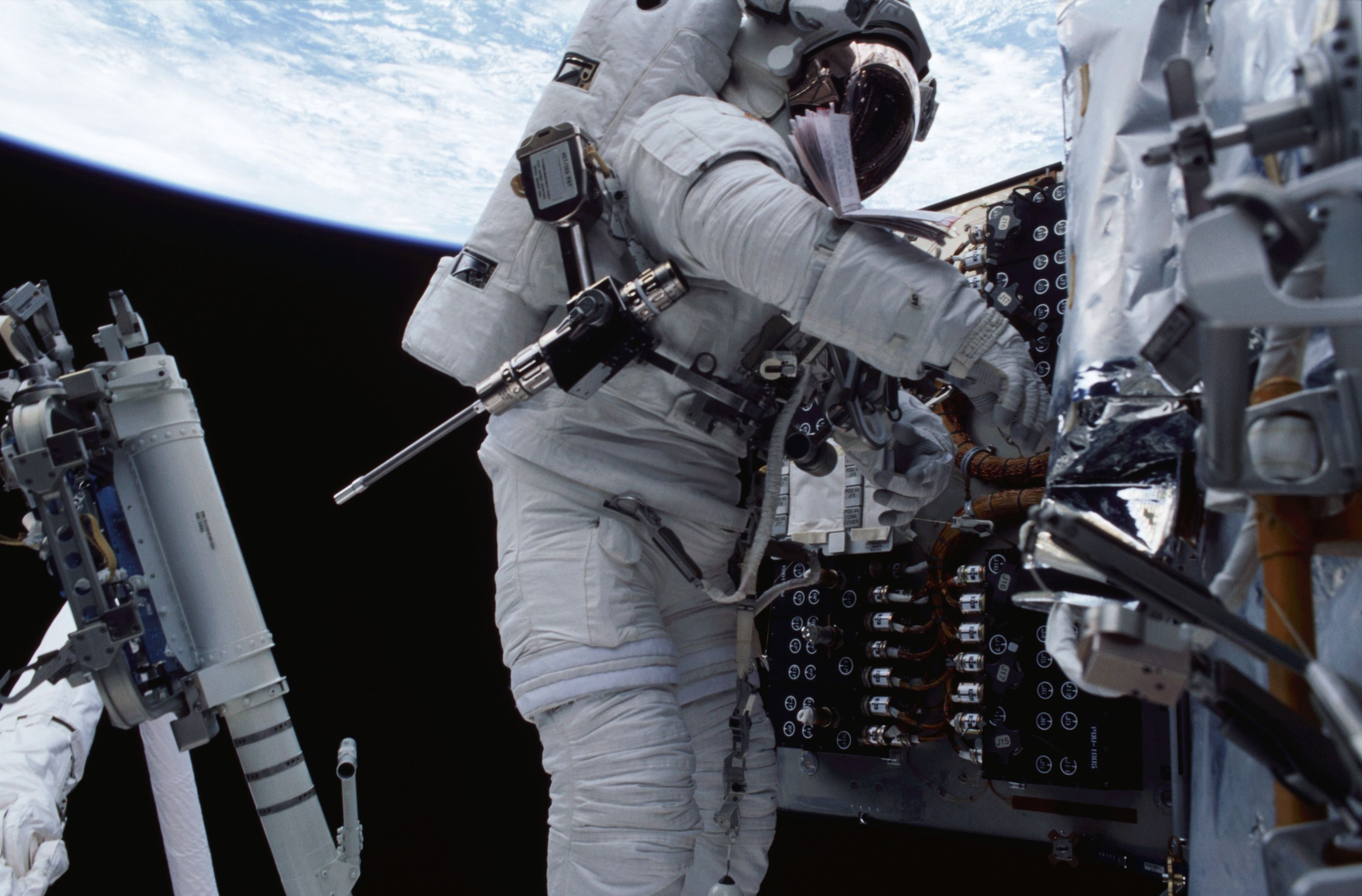 The Space Drill Used By NASA Astronauts