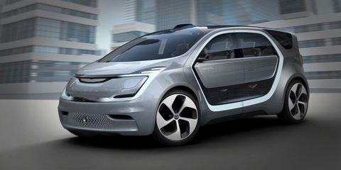 Here Is Chrysler's Crazy Minivan for Millennials