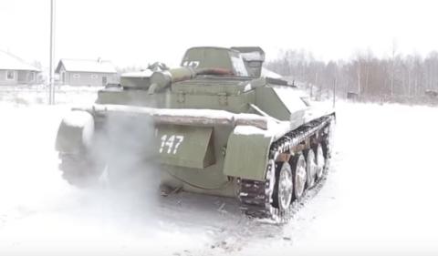 new t-60 belarus tank