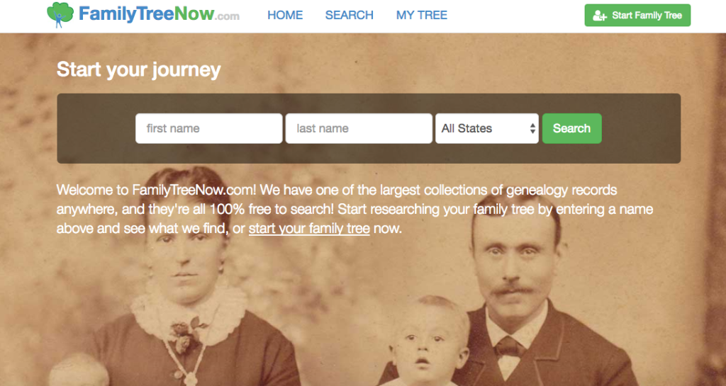 How to Keep Your Personal Info Off This Creepy Genealogy Website