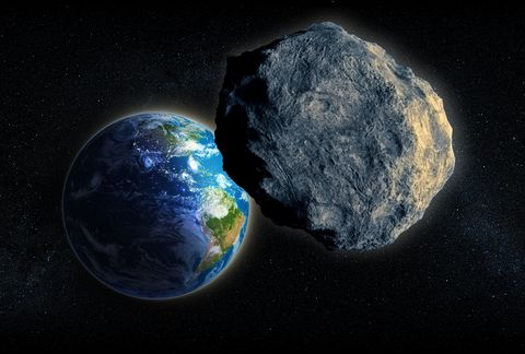 An Asteroid Just Barely Missed Earth, Flying Closer Than the Moon