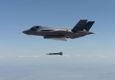The F-35 May Become Nuke-Capable Sooner Than Expected
