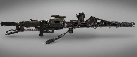 aliens xenomorph gun