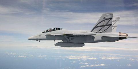 Aircraft, Vehicle, Airplane, Aviation, Air force, Fighter aircraft, Military aircraft, Aerospace manufacturer, Flight, Boeing f/a-18e/f super hornet,