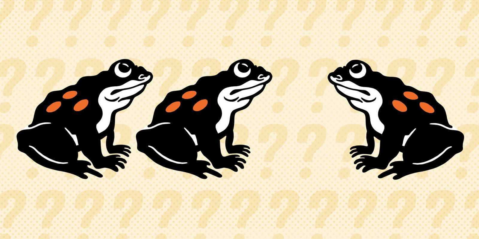Solution to Riddle of the Week #12: Licking Frogs