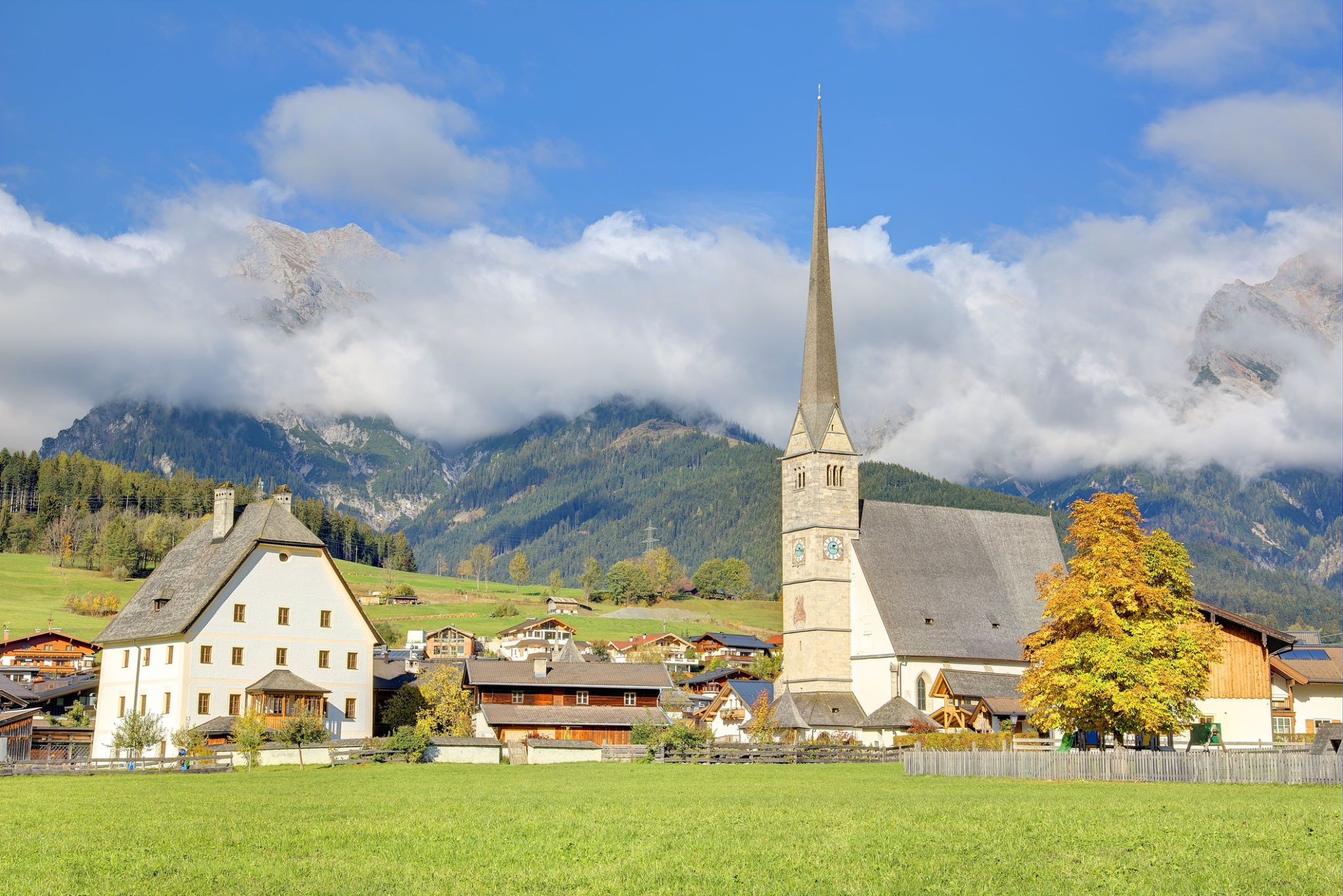 This Small Town in Austria Is Seeking a Professional Hermit