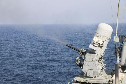 Fluid, Naval ship, Atmospheric phenomenon, Liquid, Ocean, Technology, Sea, Navy, Warship, Telecommunications engineering,