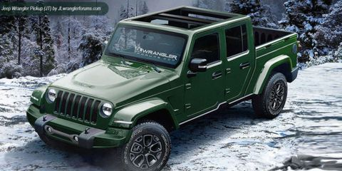 Jeep Boss Says a Hybrid Wrangler Could Happen