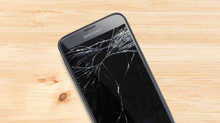 Quebrou Sua Tela do Telefone