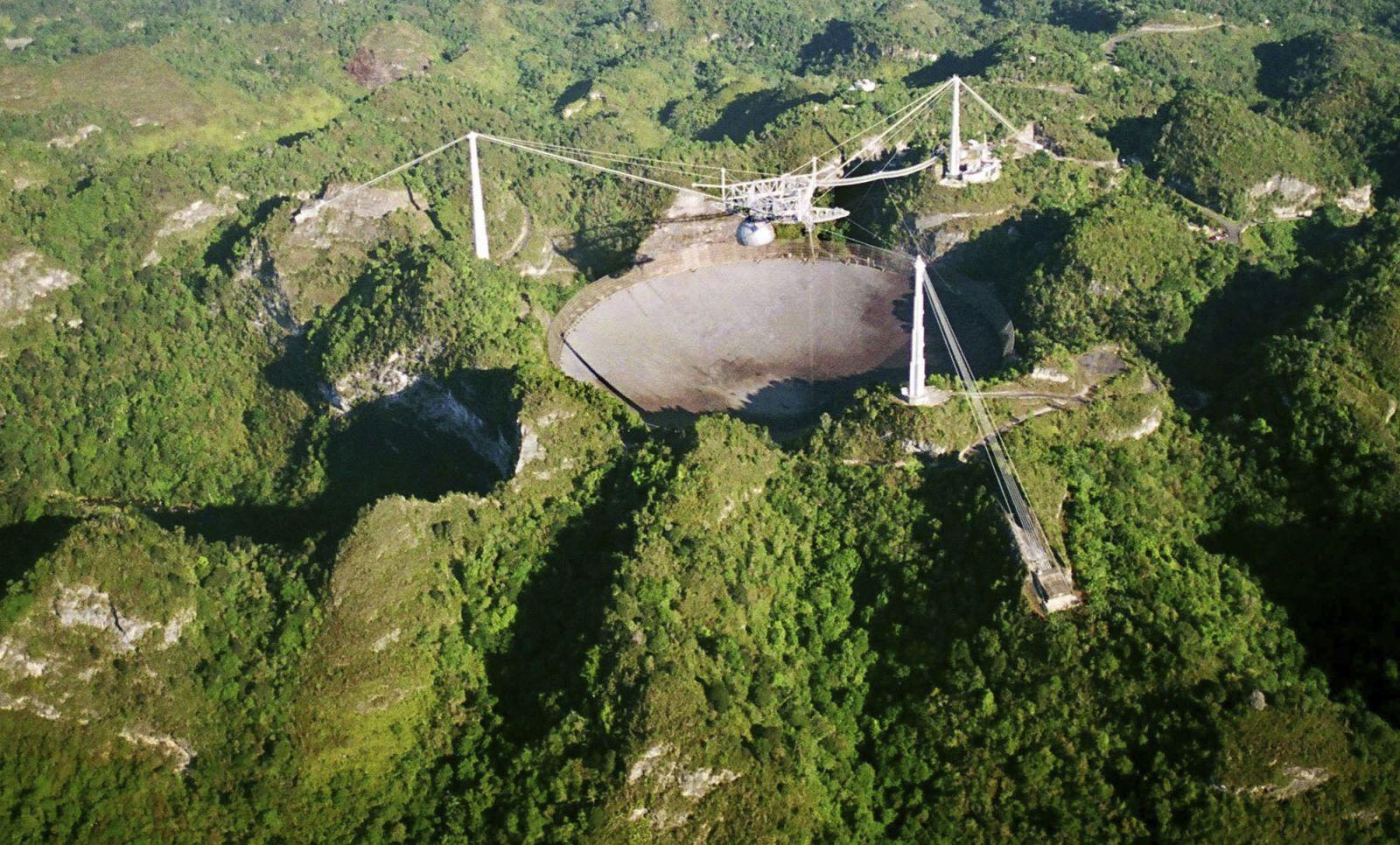 The Telescope from 'Goldeneye' Is In Trouble