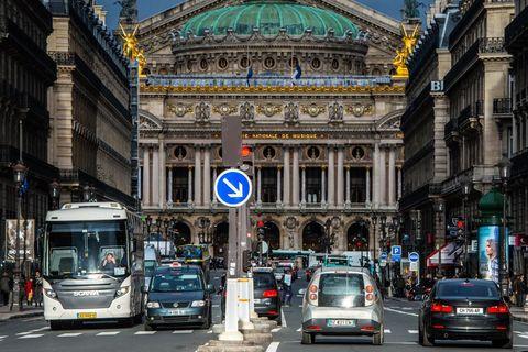 Paris Traffic